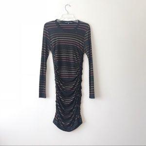 Veronica Beard Dresses - NEW Veronica beard metallic striped dress